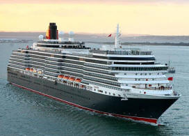 7 Seas LUXURY Cruise Cunard Cruise Line - Queen Victoria Qv Luxury Cruise