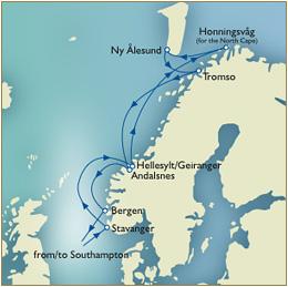Cruises Around the World Luxury Cunard Cruises - Cunard Cruises Line Victoria QV Cruises Queen Victoria Map