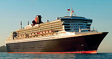 Cunard Cruise Line Queen Mary 2 Qm2 - Deluxe Cruises Groups / Charters 2017-2018