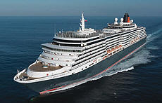 Cunard Cruise Line Queen Victoria QV - Deluxe Cruises Groups / Charters 2018-2019-2020