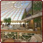 LUXURY CRUISES - Penthouse, Veranda, Balconies, Windows and Suites garden-lounge