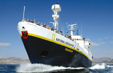Lindblad Expeditions : National Geographic Endeavour - World Cruises 2017-2018