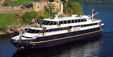 LUXURY CRUISES - Balconies and Suites Lindblad Cruises : Lord of the Glens - World Cruises 2016/2017/2018