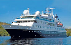 Lindblad Expeditions : National Geographic Orion - World Cruises 2019-2020-2021-2022