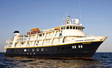 Lindblad Expeditions : National Geographic Sea Bird - World Cruises 2017-2018