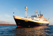 Lindblad Expeditions National Geographic Cruise 2017