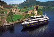 Lindblad Cruises Lord of the Glens Ship