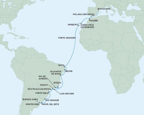 Cruises Seven Seas Mariner Regent Mariner March 22 April 20 2015 - 29 Days