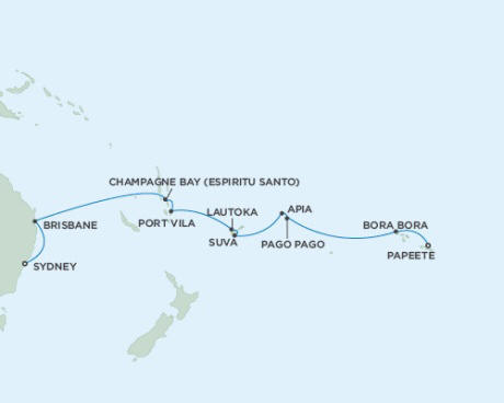 World CRUISE SHIP BIDS Seven Seas Mariner January 20 February 4 2023 - 16 Days