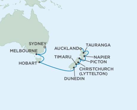 Cruises Seven Seas Mariner January 6-20 2015 - 14 Days