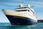 SINGLE Cruise - Balconies-Suites Lindblad CRUISE National Geographic Cruise Ship