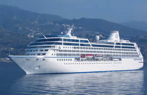 LUXURY WORLD CRUISES Oceania Cruises : Oceania Insignia - World Cruise