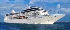 Oceania Cruises : Oceania Nautica - World Cruise 2017-2018-2019-2020