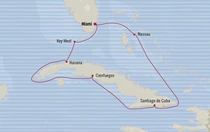Oceania Cruises Insignia October 30 November 9 2019