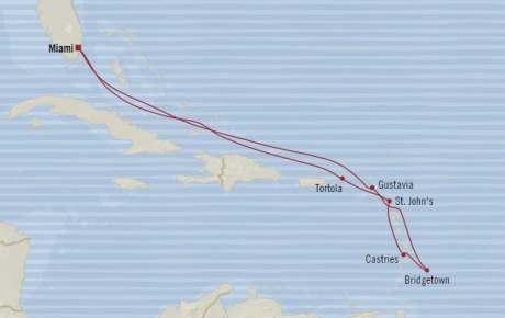 HONEYMOON Oceania Riviera January 23 February 2 2021 Miami, FL, United States to Miami, FL, United States