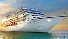 LUXURY WORLD CRUISES Oceania Cruises : Oceania Sirena - World Cruise