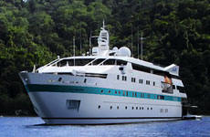 Paul Gauguin Cruises, Ship Tere Moana