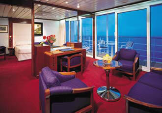 2005 Radisson Seven Seas Cruises, Radisson Paul Gauguin