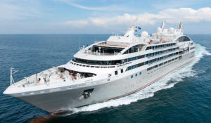 Ponant Yacht Cruises and Expeditions - Le Lyrial - World Cruises 2020-2021-2022-2023