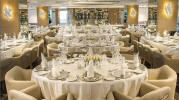Luxury World Cruise SHIP BIDS - restaurF2F2F2ffffant Le Soleal CRUISE SHIP 2023