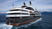 LUXURY CRUISE - Balconies-Suites Ponant Cruises - LE BOREAL Ship