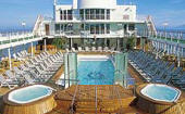 Croisieres de luxe tout-inclus - Seven Seas Navigator Pool