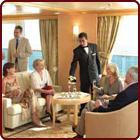 LUXURY CRUISES - Penthouse, Veranda, Balconies, Windows and Suites Grand Suites