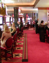 CUNARD Queen Mary Casino
