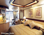 7 Seas LUXURY Cruise Queens Grill Suite Cunard Cruise Line Queen Elizabeth Qe