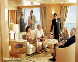 7 Seas Luxury Cruises - Cunard Cruise Line Queen Elizabeth Qe Cunard Cruise Line Queen Elizabeth Qe Grand Suite Q1