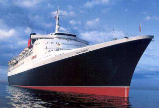 Luxury Cruises Single Queen Elizabeth 2 Cunard