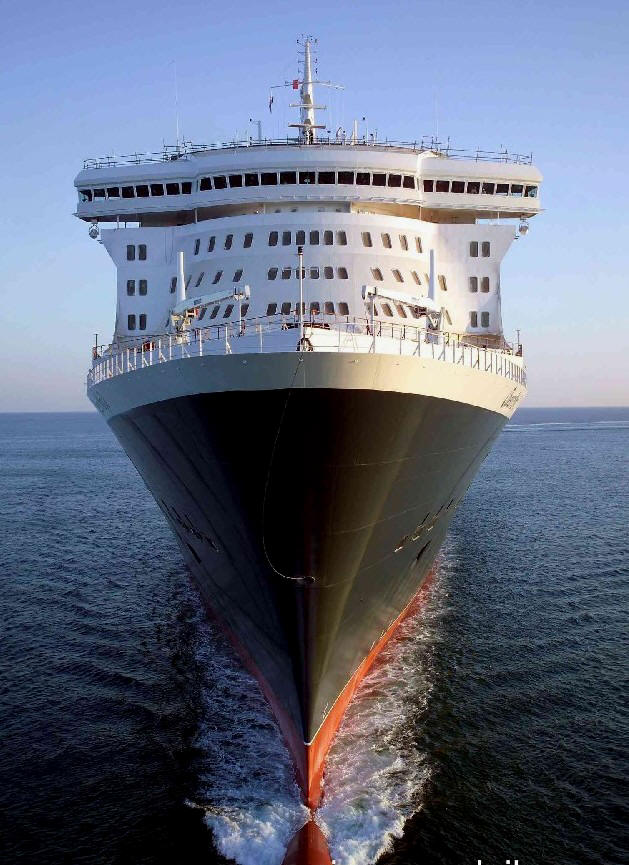 Cunard Cruises Queen Mary Statistics Biggest - Biggest cruise ships in history