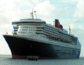 7 Seas LUXURY Cruise Queen Mary 2 Spa Club