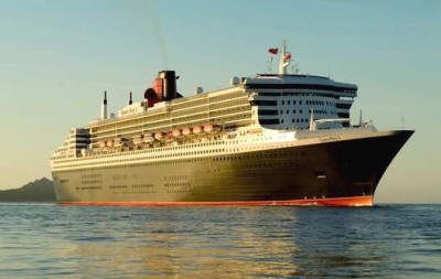 Cruise Splendours of the Fall Queen Mary 2