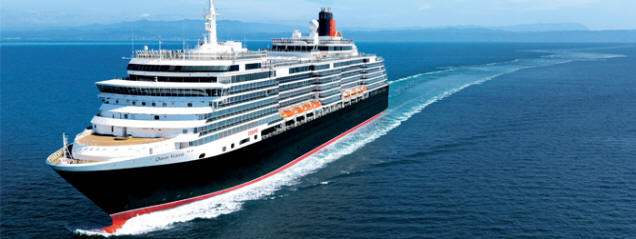Luxury Cruises Cunard Queen Victoria QV  2012