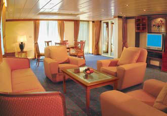 Seven Seas Mariner Radisson Mariner South America