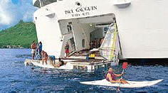 Radisson Luxury Cruises Paul Gauguin