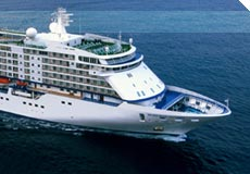 Luxury Cruises Single Regent Seven Seas Voyager 2006 2007