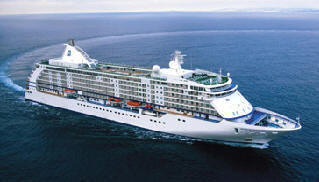 Regent Luxury Cruises  Voyager 2006
