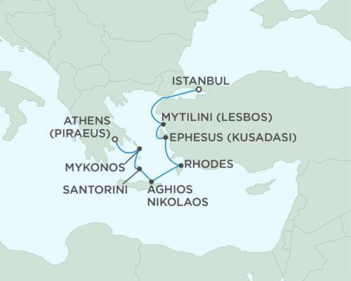 Cruises Seven Seas Mariner September 28 October 5 2015 - 7 Days