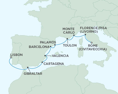 ALL SUITE CRUISE SHIPS - Cruises Seven Seas Mariner October 21-31 2015 - 10 Days