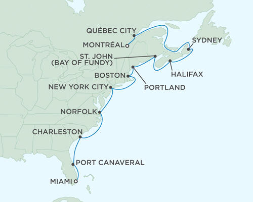 ALL SUITE CRUISE SHIPS - October 29 November 12 2022 - 14 Days