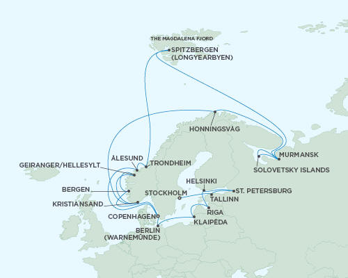 ALL SUITE CRUISE SHIPS - Regent Seas Seas Voyager Cruises July 6 August 5 2015 - 30 Days