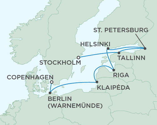 ALL SUITE CRUISE SHIPS - Regent Seas Seas Voyager Cruises July 26 August 5 2015 - 10 Days