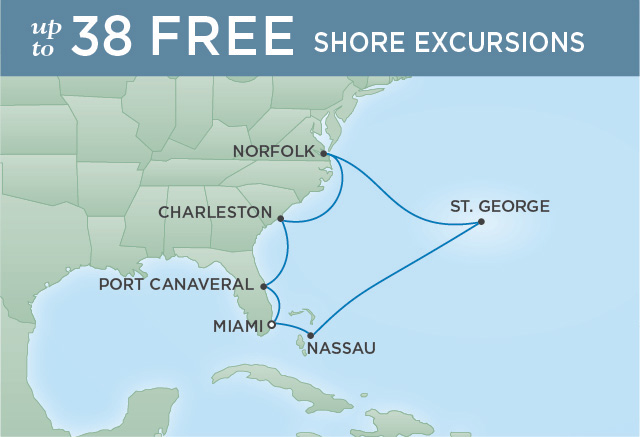 Regent/Radisson Luxury Cruises SUN KISSED SPRING | 11 NIGHTS | DEPARTS MAY 11, 2020 |  Navigator