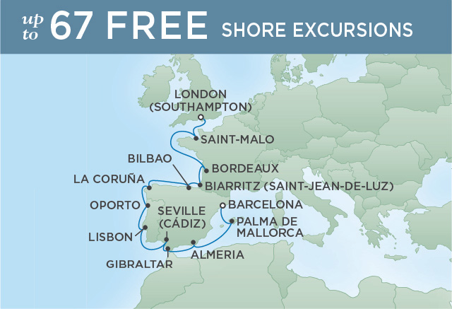 Regent/Radisson Luxury Cruises CHATEAUX & VINEYARDS | 14 NIGHTS | DEPARTS SEP 23, 2019 |  Explorer