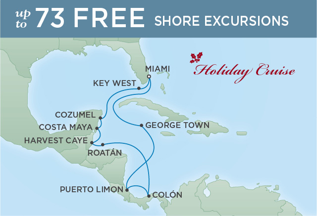 CHAMPAGNE TOASTS & CARIBBEAN DREAMS | 12 NIGHTS | DEPARTS DEC 27, 2019 | Seven Seas Explorer