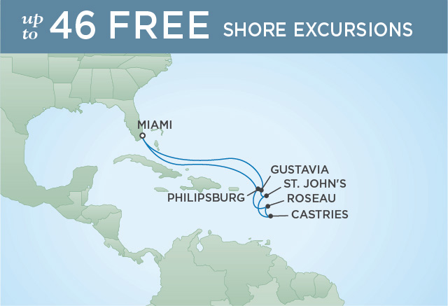 EXOTIC ISLANDS & LUXE SEASCAPES | 10 NIGHTS | DEPARTS JAN 08, 2020 | Seven Seas Explorer