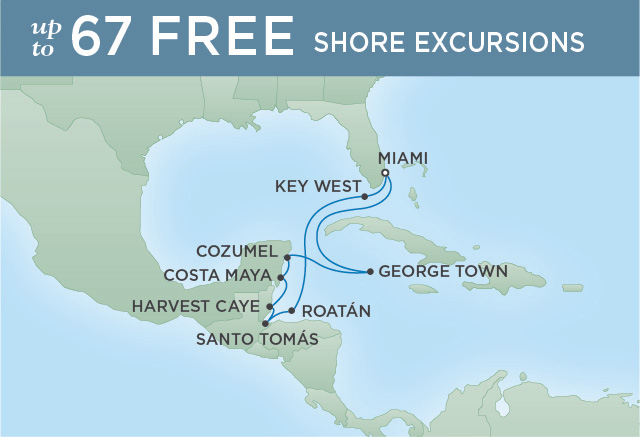FROM RIVERIA TO HEMINGWAY | 10 NIGHTS | DEPARTS FEB 11, 2020 | Seven Seas Explorer