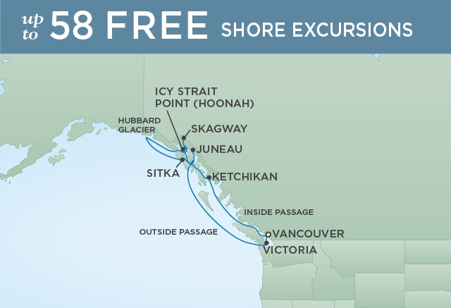 7 Seas Luxury Cruises LUXURY ON THE FRONTIER - May 9-19 2021